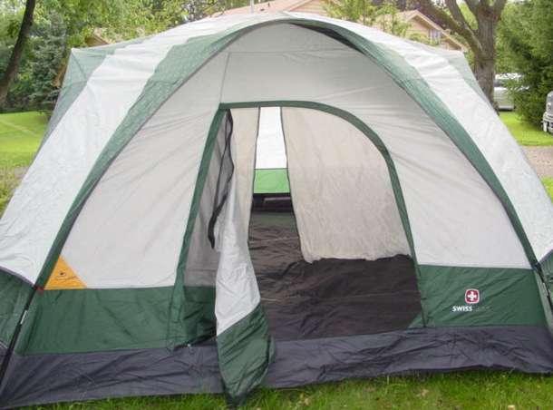 Swiss Gear C&ing Tent & Camping u0026 Hiking - OrangeDove.net