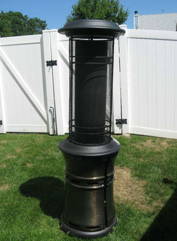 BernzOmatic Outdoor Patio Heater