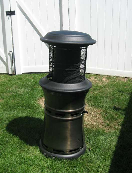 BernzOmatic Outdoor Patio Heater Columbus GA OrangeDovenet