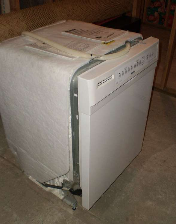 Stainless Steel Dishwasher Stainless Steel Dishwasher 665