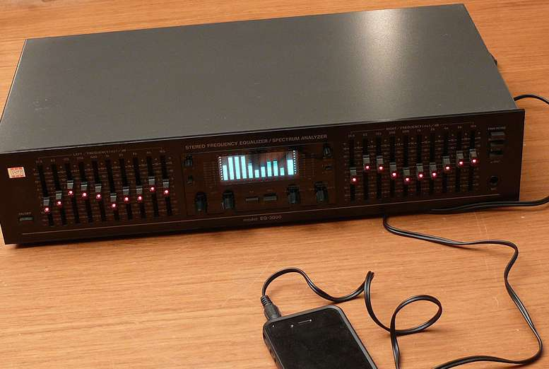 BSR EQ-3000 Stereo Graphic Equalizer - New York, NY
