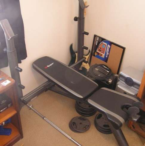 Weight Benches Racks