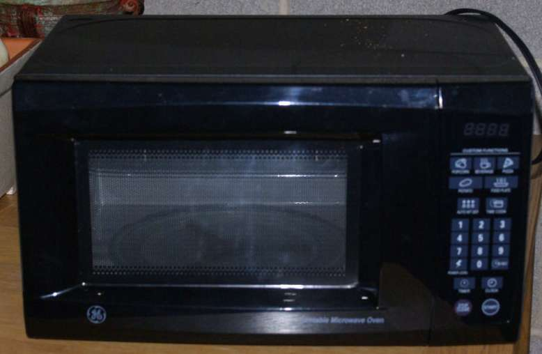 Used Ge Compact Microwave Oven