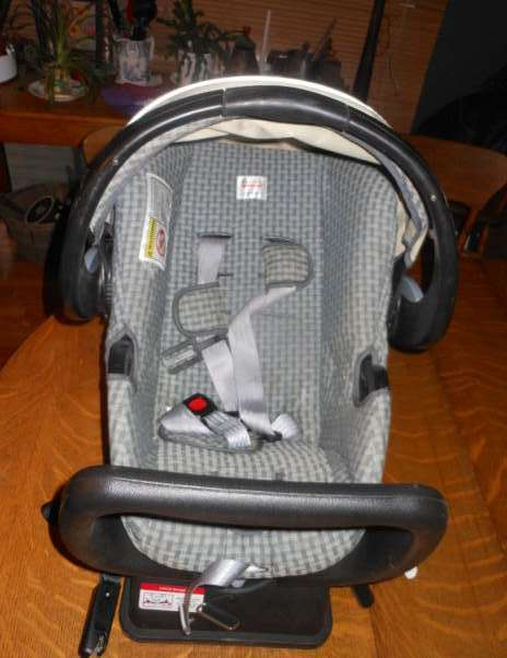 Britax Newborn Car Seat
