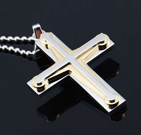 Men's Stainless Steel Fashion Necklace