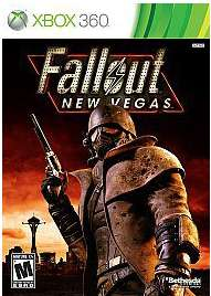 NEW VEGAS Xbox 360