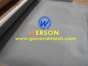 Dutch Weave Wire Cloth from 20x250mesh to 400x2800mesh