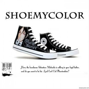 NEW DIFFERENT GIFT CHOICE-- CUSTOM HAND PAINTED SHOES