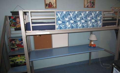 Used Child's Loft Bed
