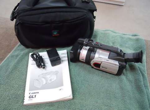 Canon GL1 Digital Camcorder - Used
