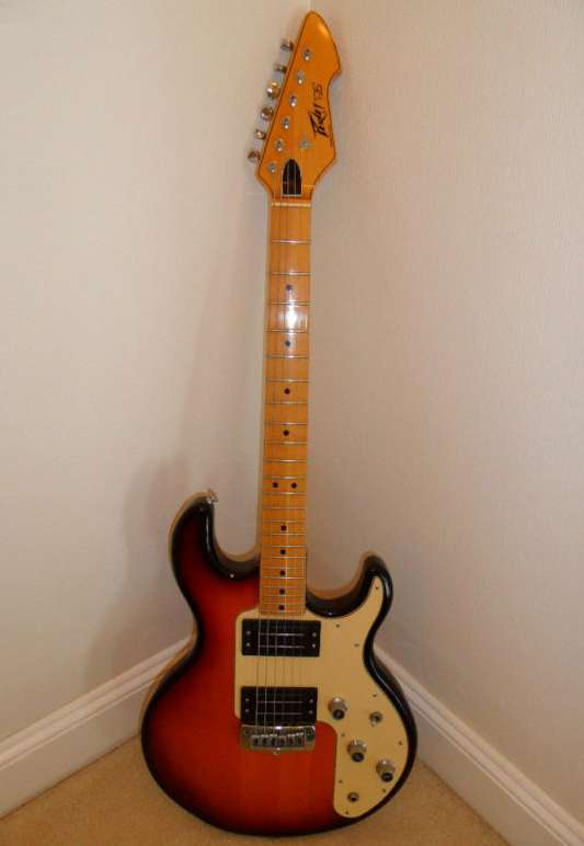 Peavey T-25 Solid Body Vintage Electric Guitar