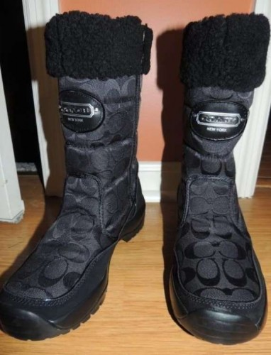 Women's Snow Boots by COACH