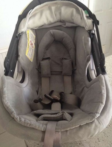Orbit G2 Infant Car Seat