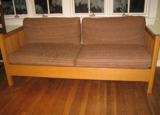 Stickley Mission Sofa