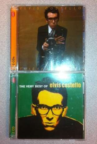 Elvis Costello Music CDs