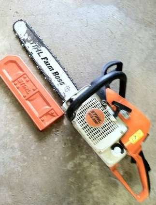 Stihl MS-290 Chain Saw for Sale