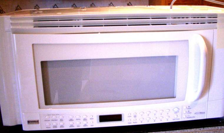 Kenmore Elite Microwave New York Ny Orangedove