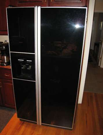 Kitchenaid Superba Side By Side Refrigerator Kitchenaid Superba Refrigerator  ...