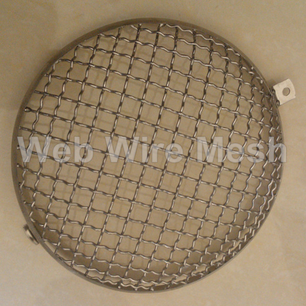 "7"" stainless steel stone guards"