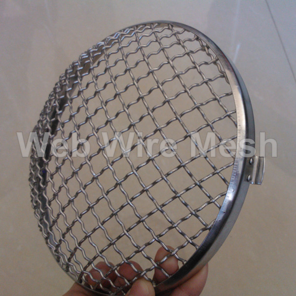 Wire Mesh Headlight Grilles