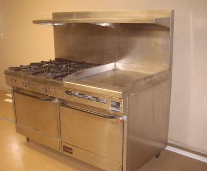 Southbend Commercial Gas Range