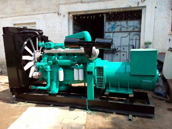 Used diesel marine generators sale in Bhavnagar-india