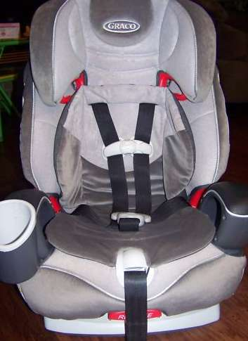 Graco Nautilus 3 In 1 Baby Car Seat