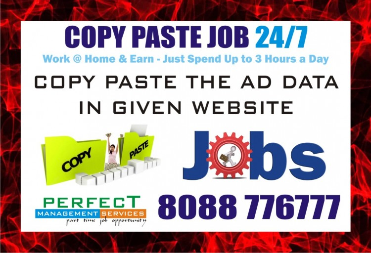 without Registration fee Online JOBS to start the work | Earn Daily Rs. 200/-