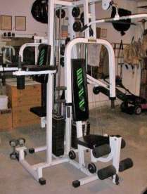 Helix 9800 Home Gym