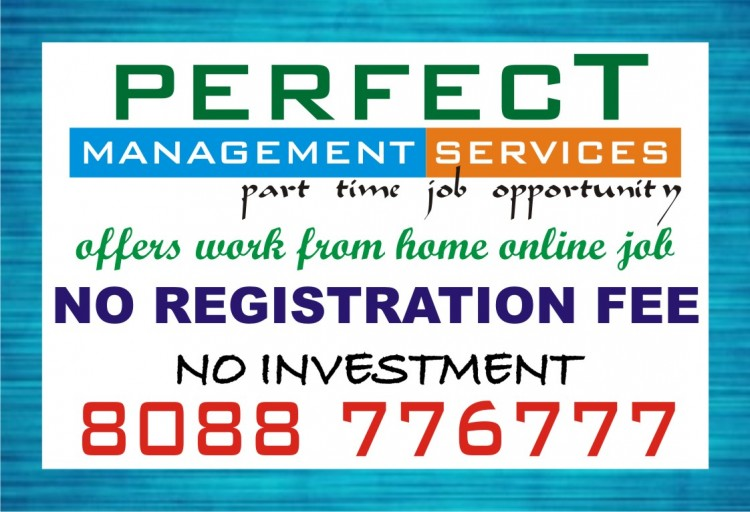 Earn Income without Registration job | Part time job | 8088776777
