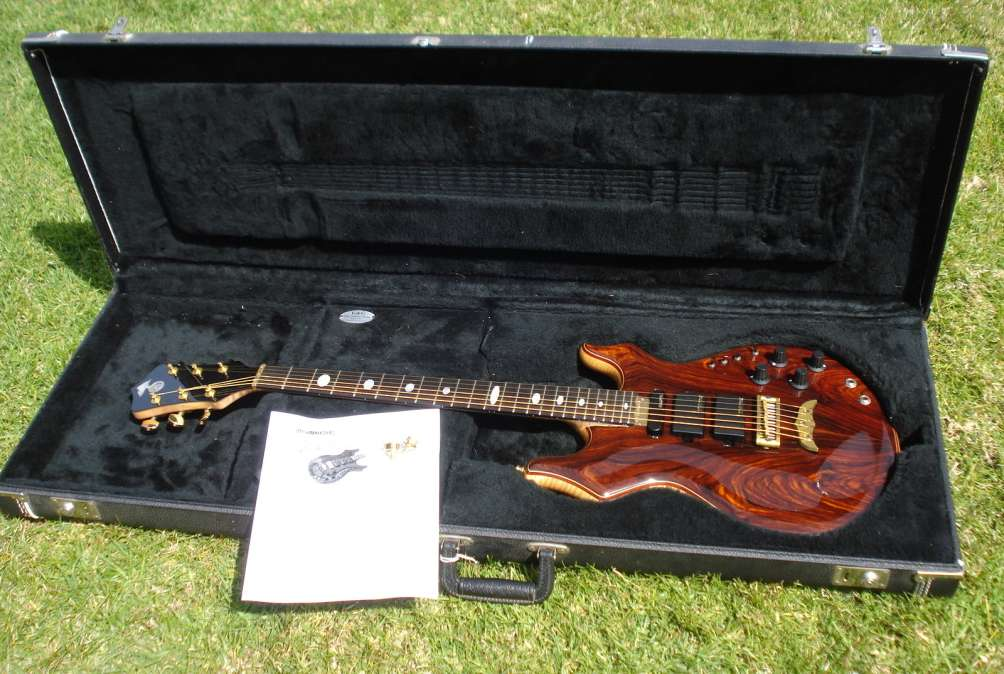 Alembic Tribute Jerry Garcia Model