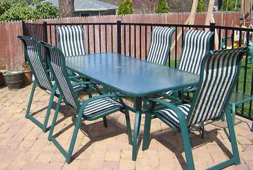 All In All A Very Nice, Durable And Comfortable Patio Set. Please Contact  Us If Interested.