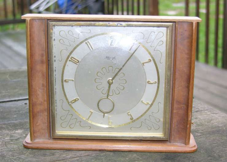 Antique Kienzle Mantle Clock