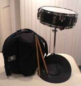 CB Percussion snare drum