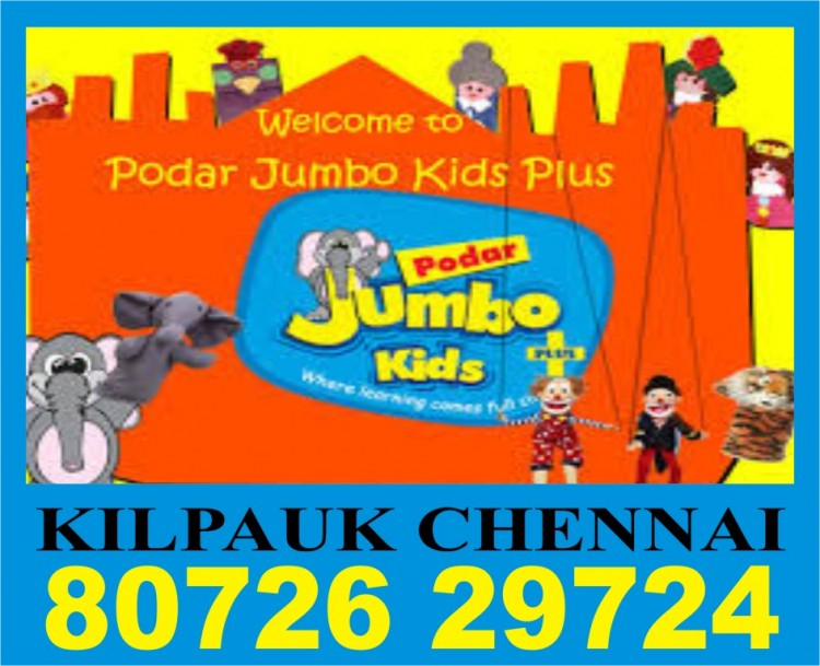 Online Training School | 8072629724 | 1119 | Podar Jumbo Kids Plus